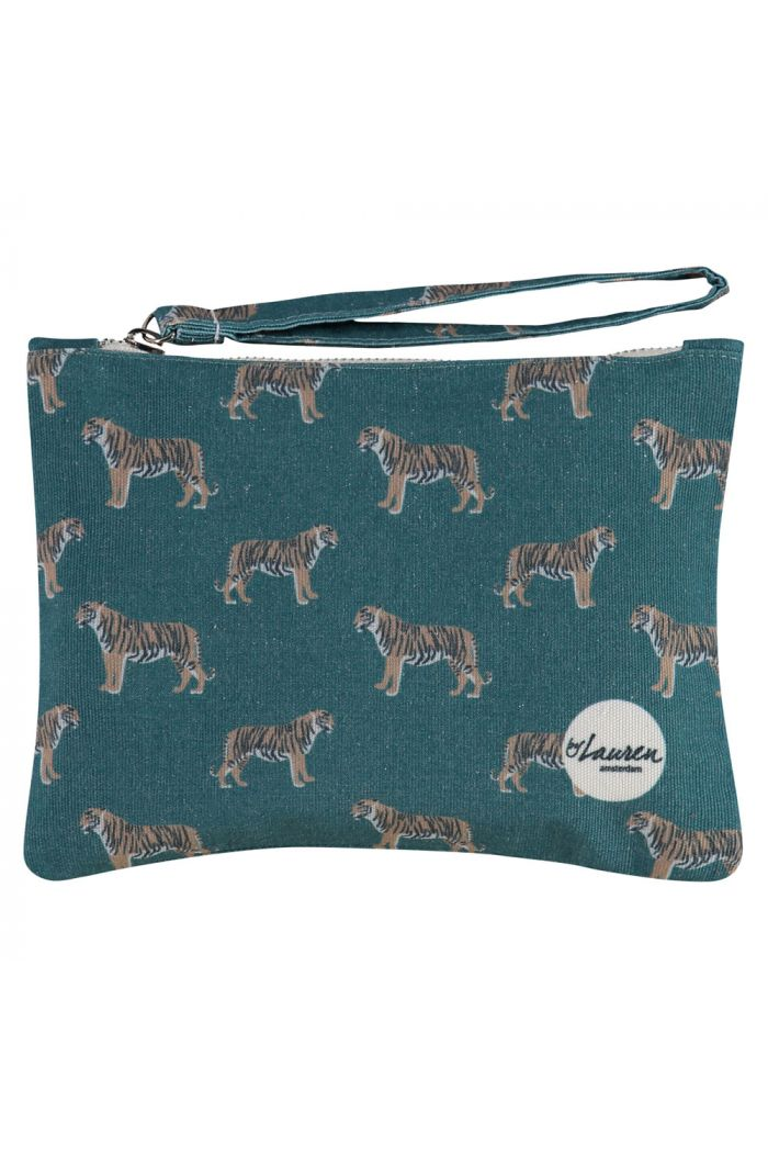 by Lauren Happy Bag Small Only Tigers for me