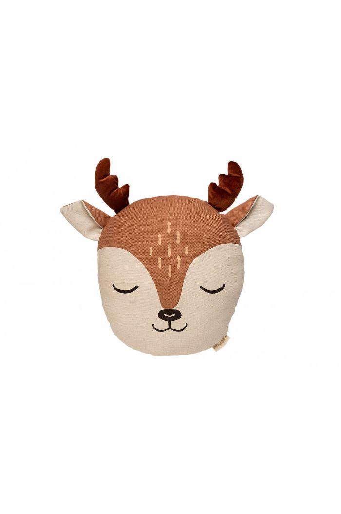 Nobodinoz Deer Cushion