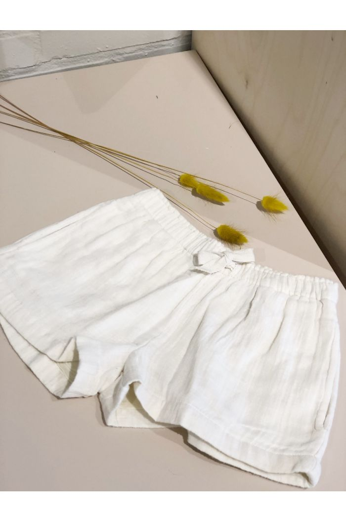 MarMar Cph Pala shorts Off White