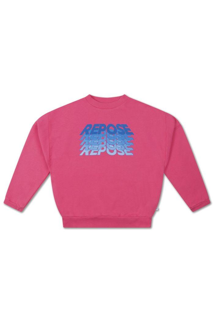 Repose AMS Crewneck Sweater Pink Rose