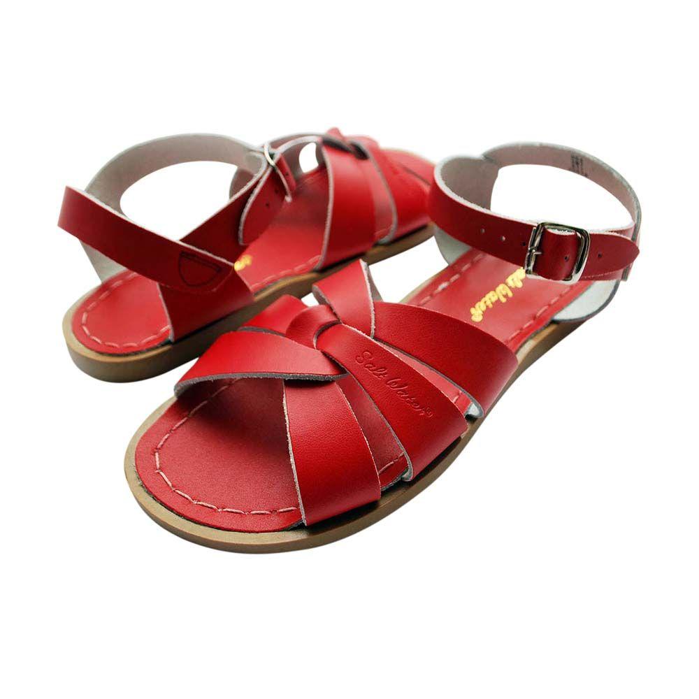 Salt-Water Sandals ORIGINAL Red - in Schoenen