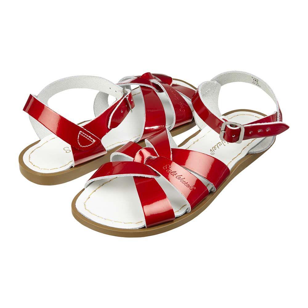Salt-Water Sandals ORIGINAL Premium Candy Red - in Schoenen