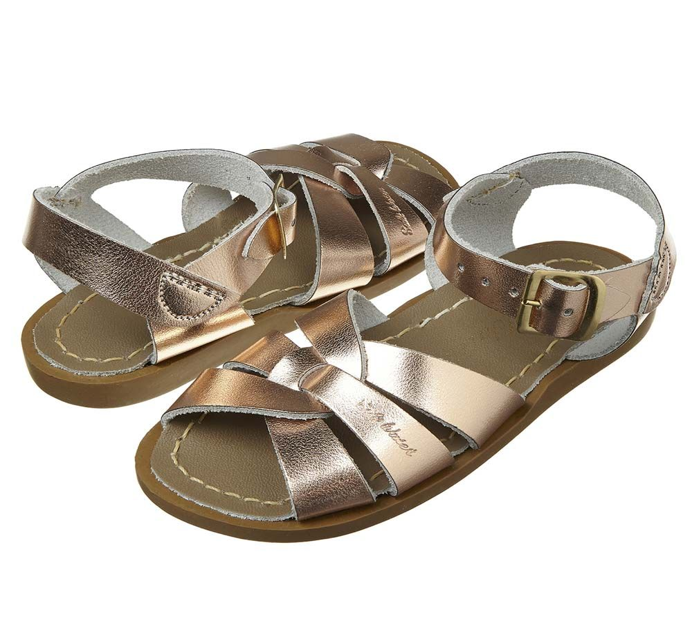 Salt-Water Sandals ORIGINAL Rose Gold - in Schoenen