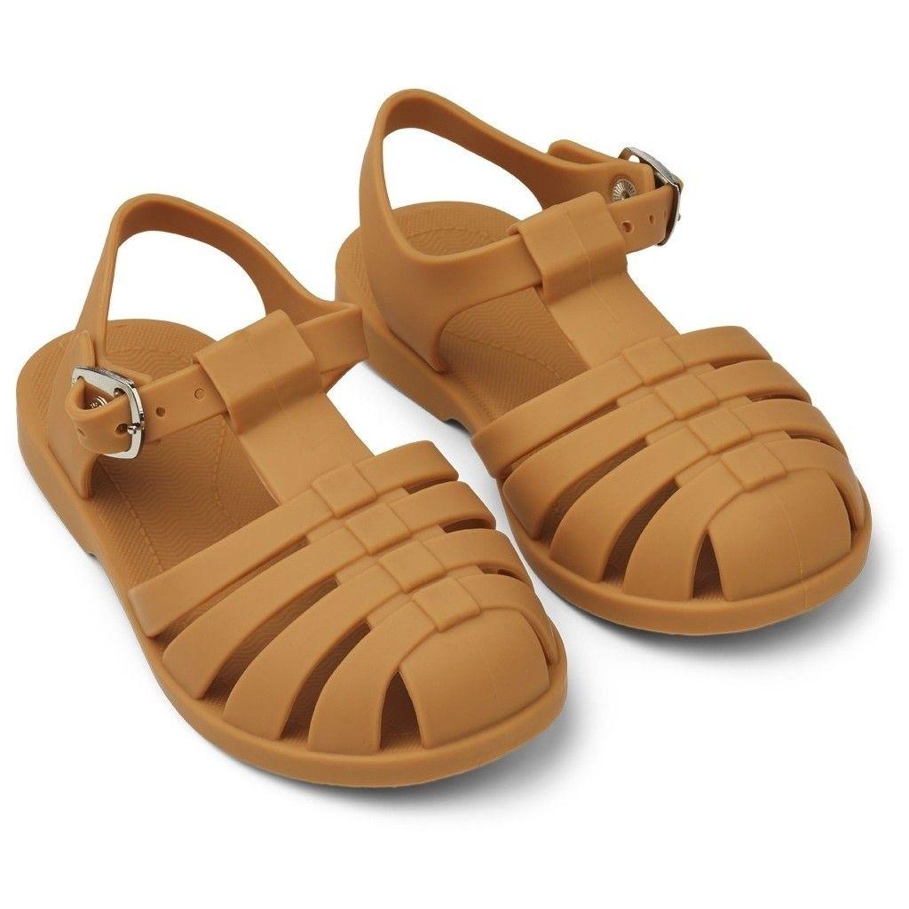 Liewood Bre Sandals Mustard - in Schoenen