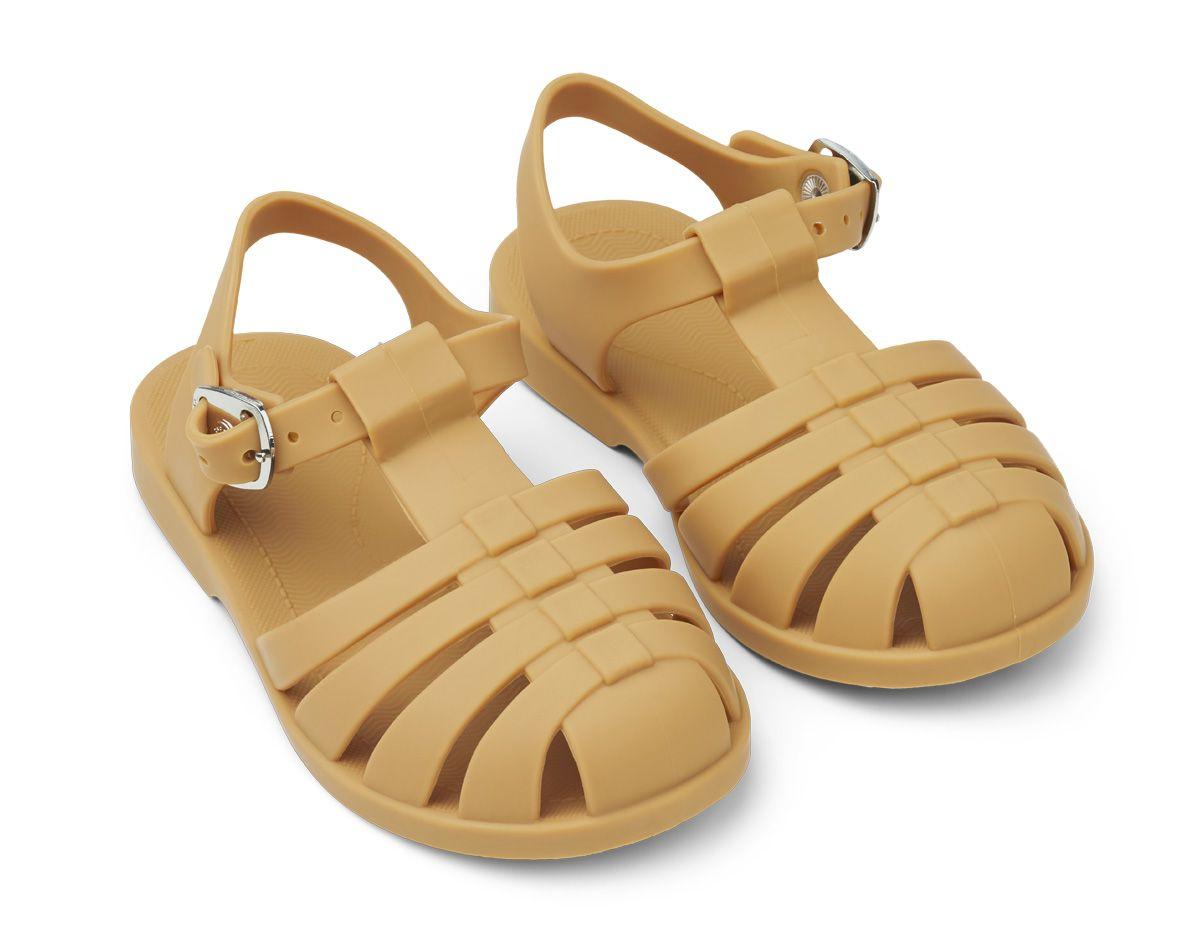 Liewood Bre Sandals 2900 Yellow mellow - in Schoenen