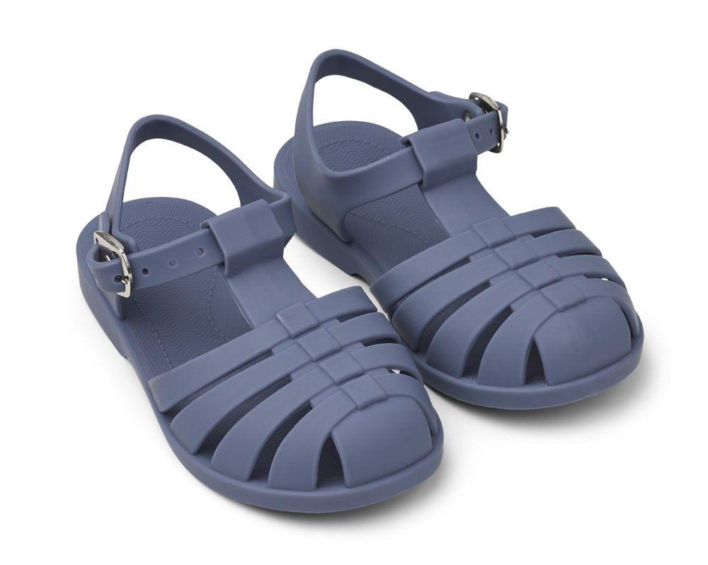 Liewood Bre Sandals Blue wave - in Schoenen