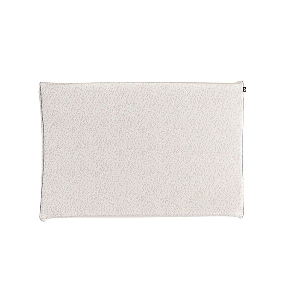 Mies & Co Changing Mat Cover Wild Child Chalk Pink - in Babykameraankleding