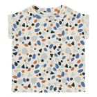 Soft Gallery Frederick T-shirt Powder Puff, All-over print Figura_1