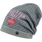 Barts Ladoga Beanie Heather Grey