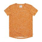 CarlijnQ Short Sleeve Dropback Golden Sparkles_1