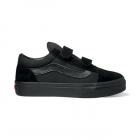 Vans Youth Old Skool Velcro Black/Black_1