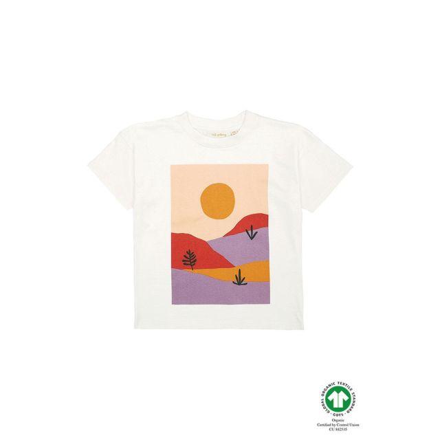 Soft Gallery Dharma T-shirt Gardenia, Scenery_1