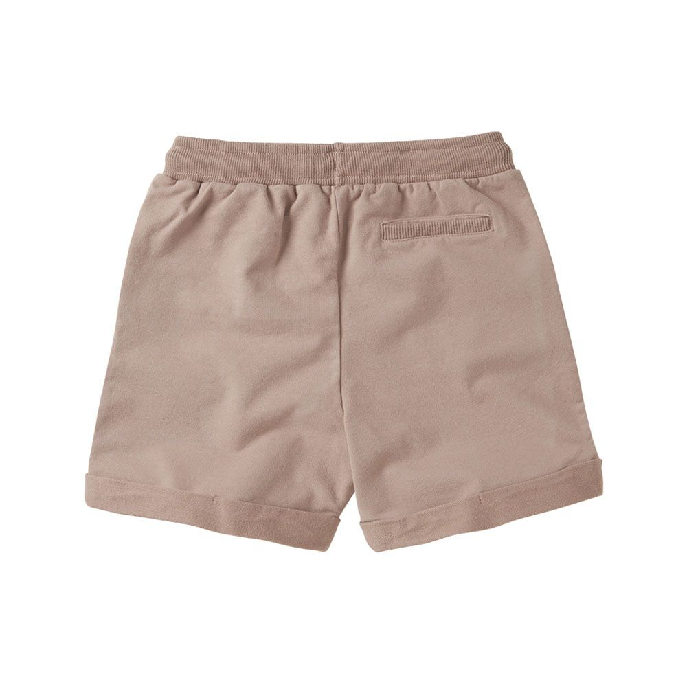 Mingo Short Sweat Fawn