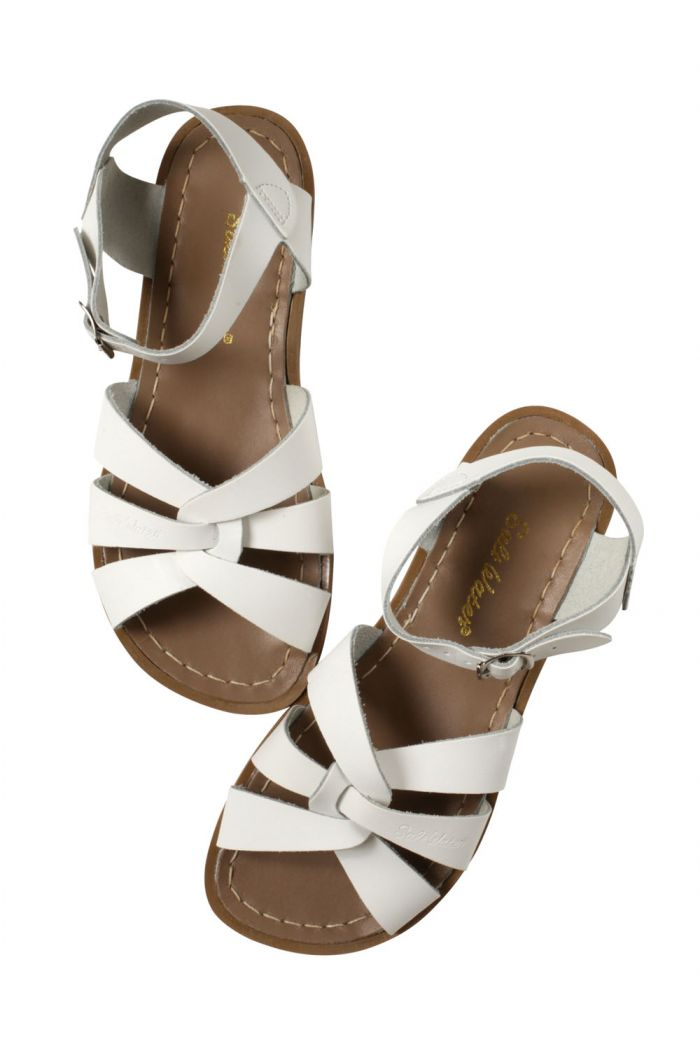 Salt-Water Sandals ORIGINAL White
