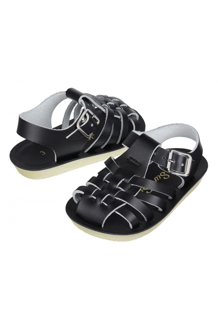 Salt-Water Sandals Sailor Black