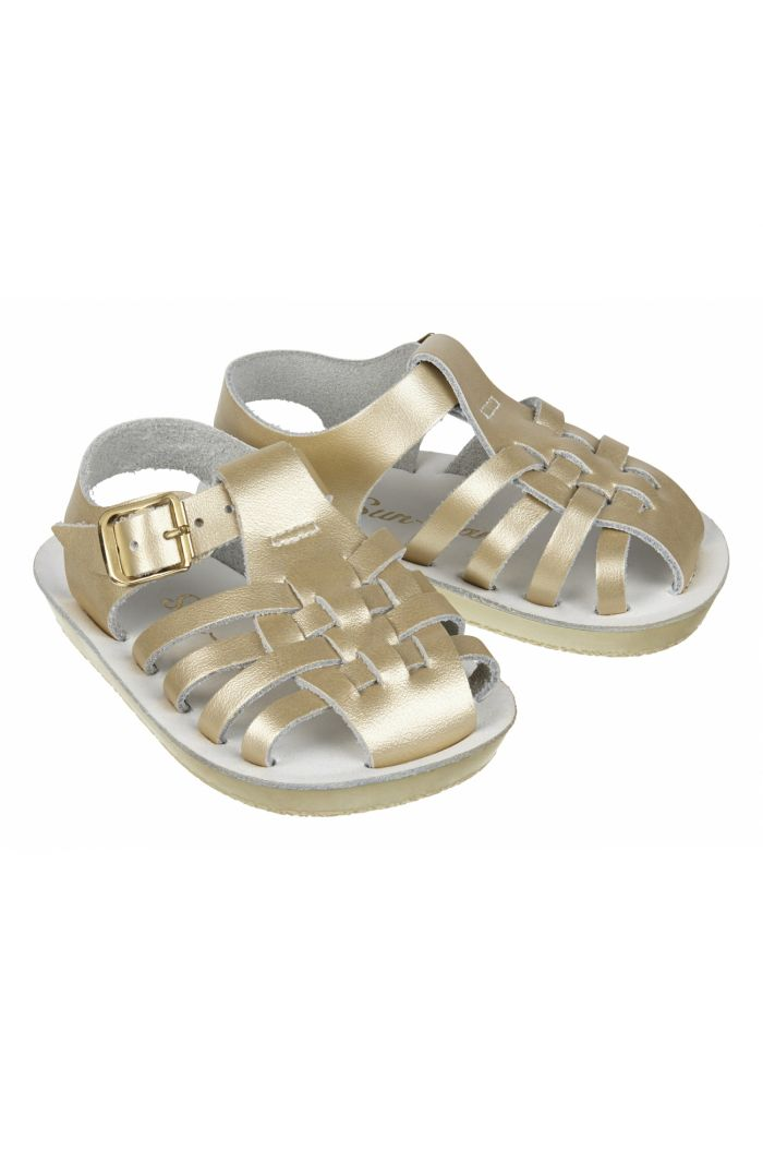 Salt-Water Sandals Sailor Gold