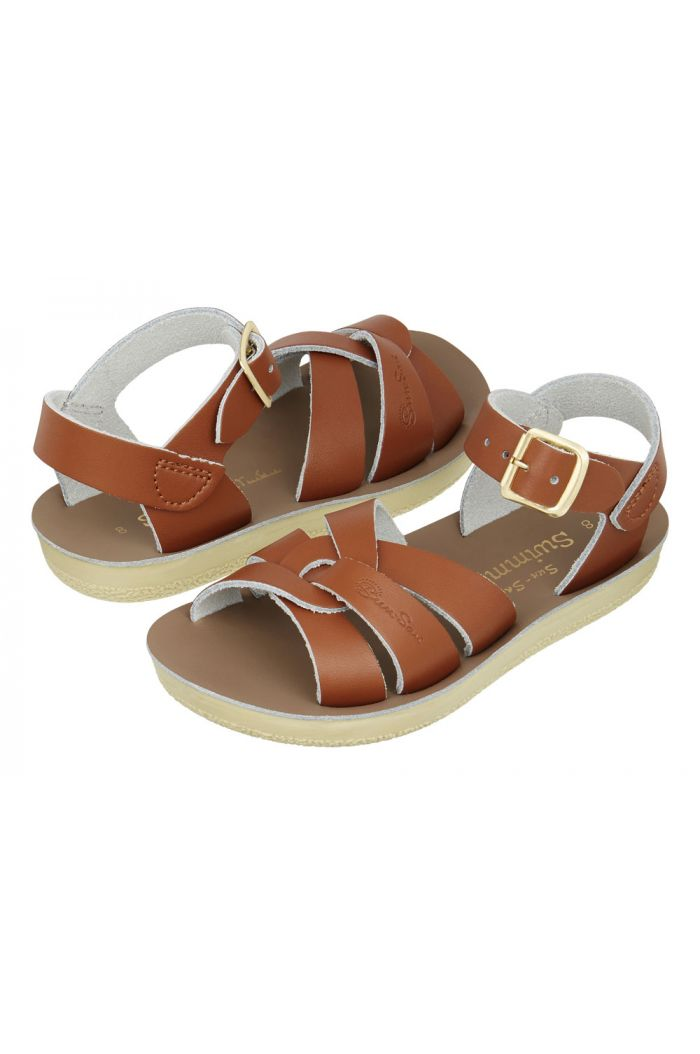 Salt-Water Sandals Swimmer Tan
