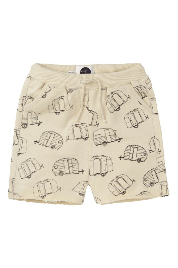 Sproet & Sprout Sweat Short Caravan All-over Print shell