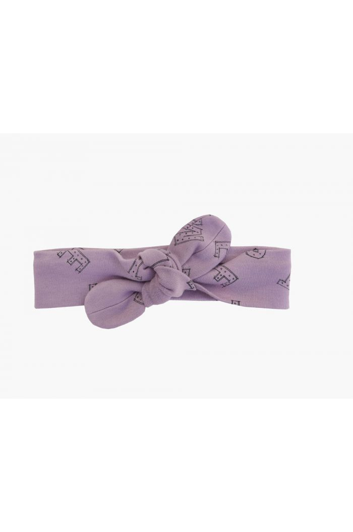Sproet & Sprout Headband Motel All-over Print dusty violet