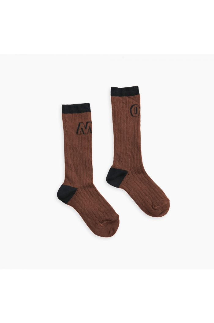 Sproet & Sprout High sock MEOW Mocha