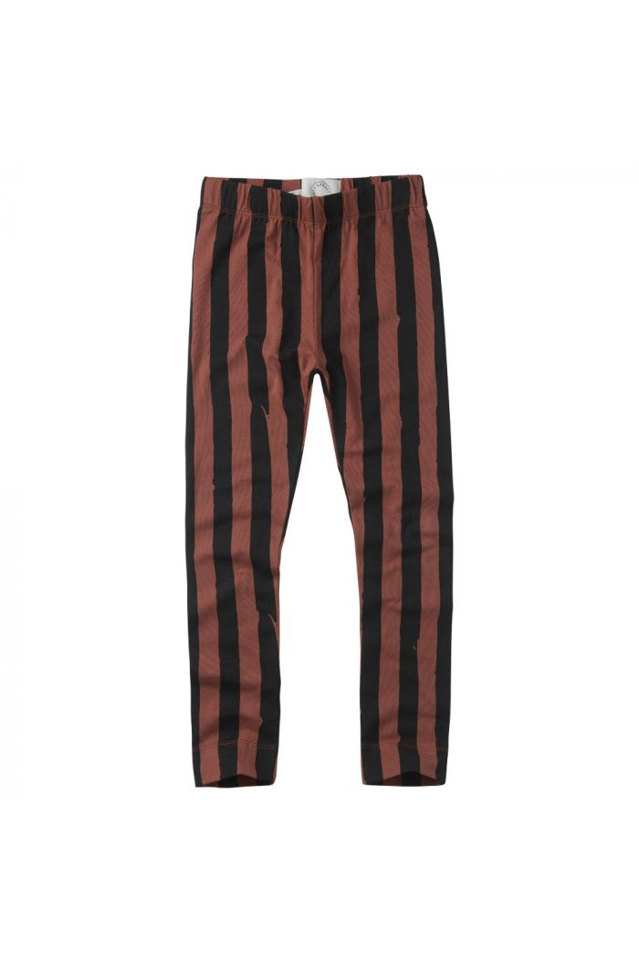 Sproet & Sprout Legging Painted Stripe Mango