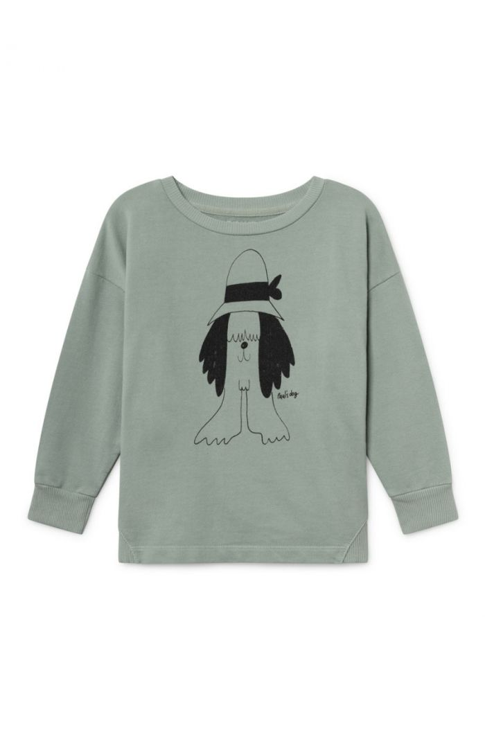 Bobo Choses Paul's Round Neck Sweatshirt