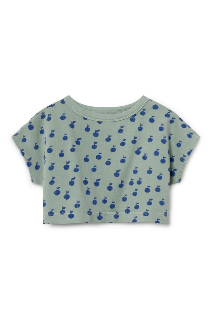 Bobo Choses Apples Cropped Sweatshirt