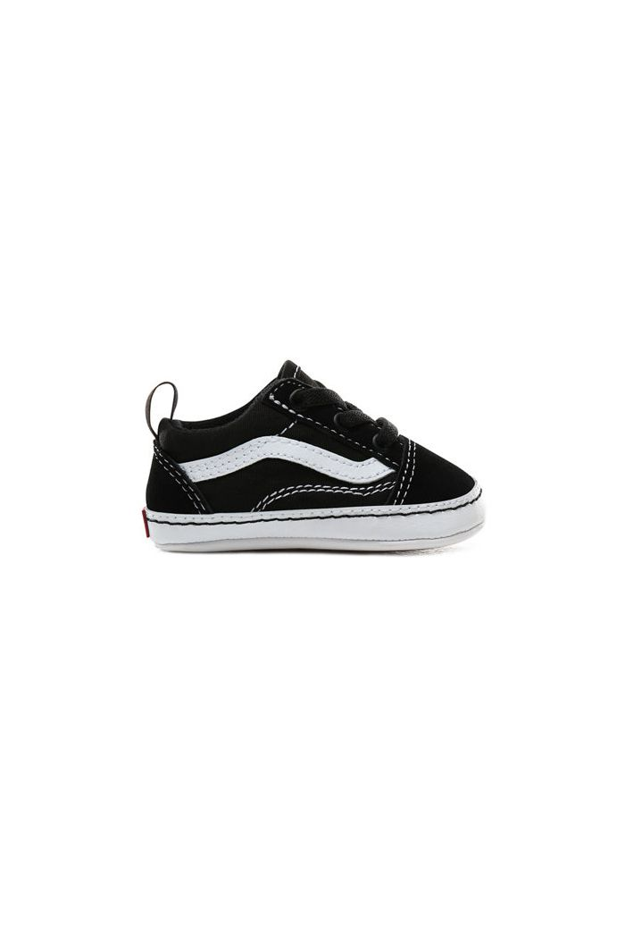Vans Infant Old Skool Crib Laces Black/True White