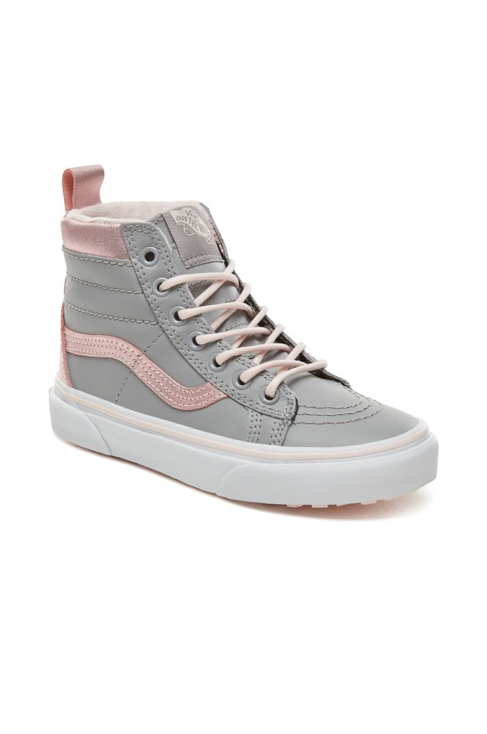 Vans Youth SK8-Hi MTE Metallic/Alloy/Heavy