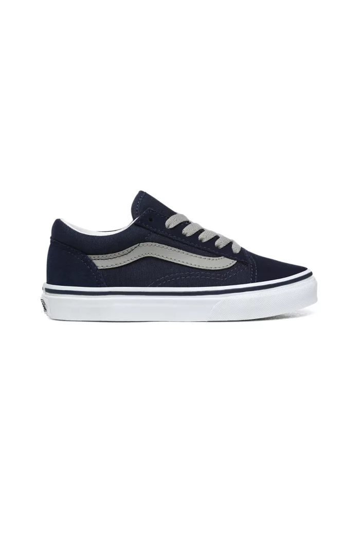 Vans Junior Old Skool Dress Blues/Drizzle
