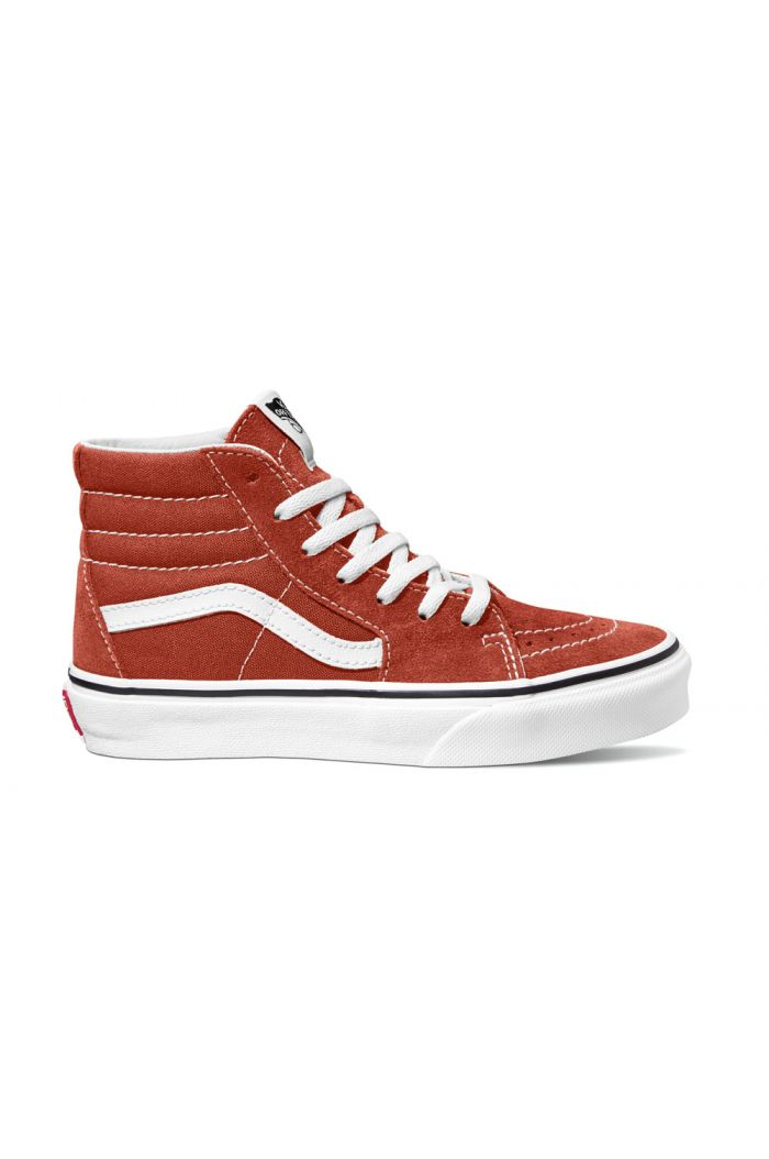 Vans Youth SK8-Hi Picante/True White