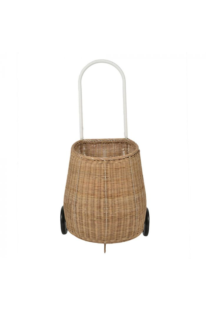 Olli Ella Luggy basket trolley Adult Big Naturel