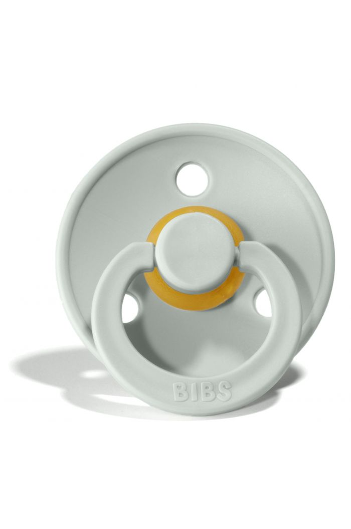 Bibs Pacifier with round nipple Sage