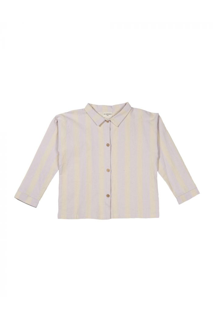 The Campamento Shirt Striped