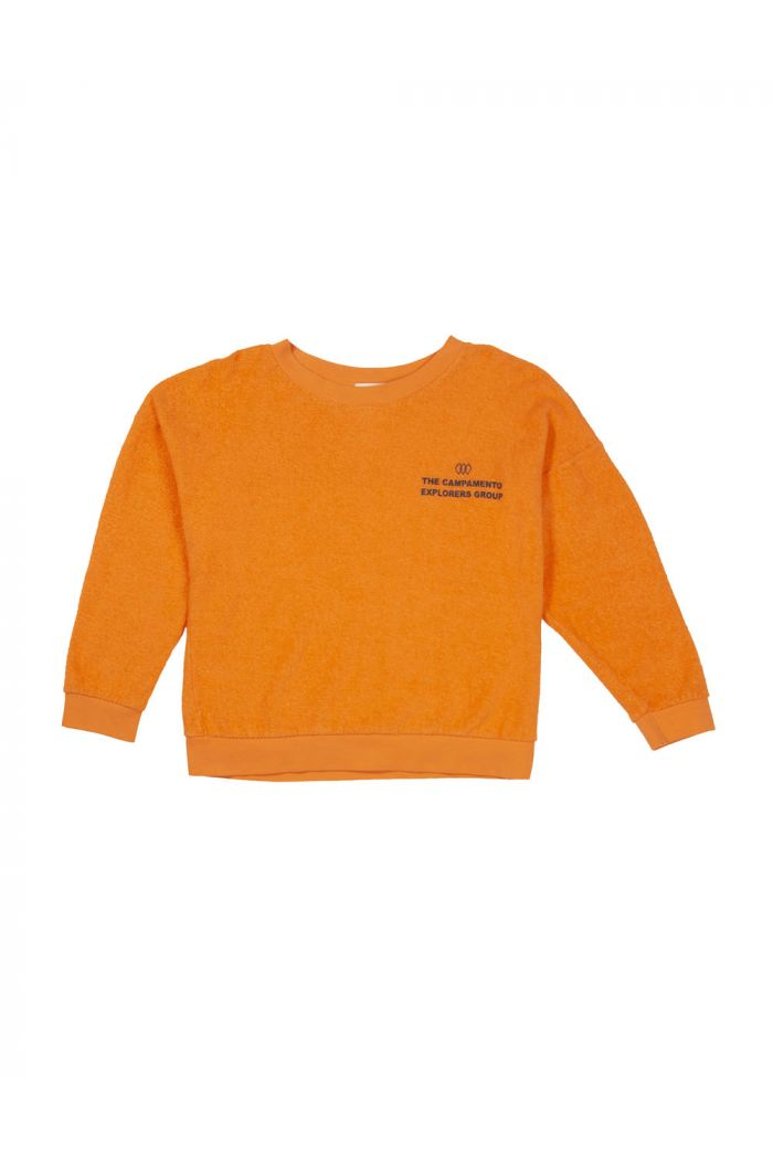 The Campamento Sweatshirt Explorers