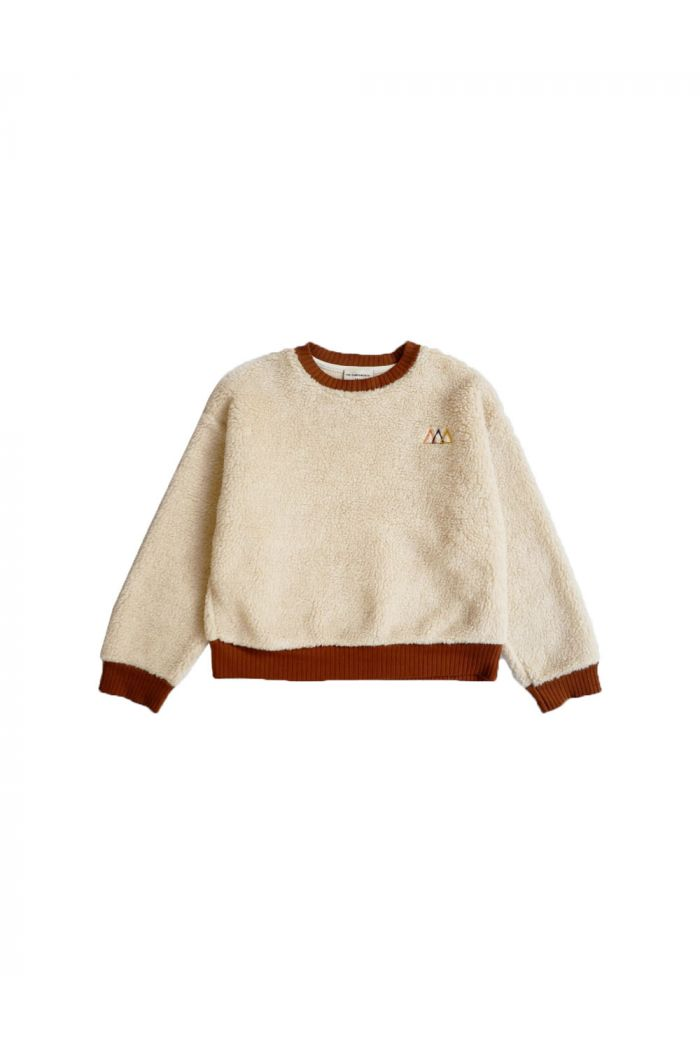 The Campamento Sweatshirt Teddy