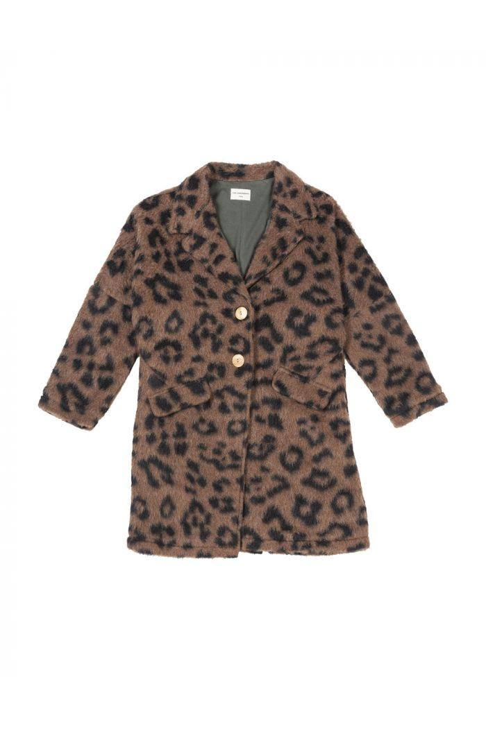 The Campamento Coat Leopard