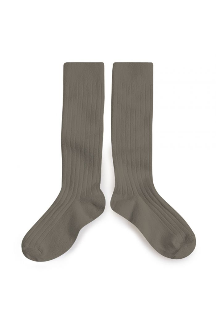 Collegien Knee High Socks Brunde Terre