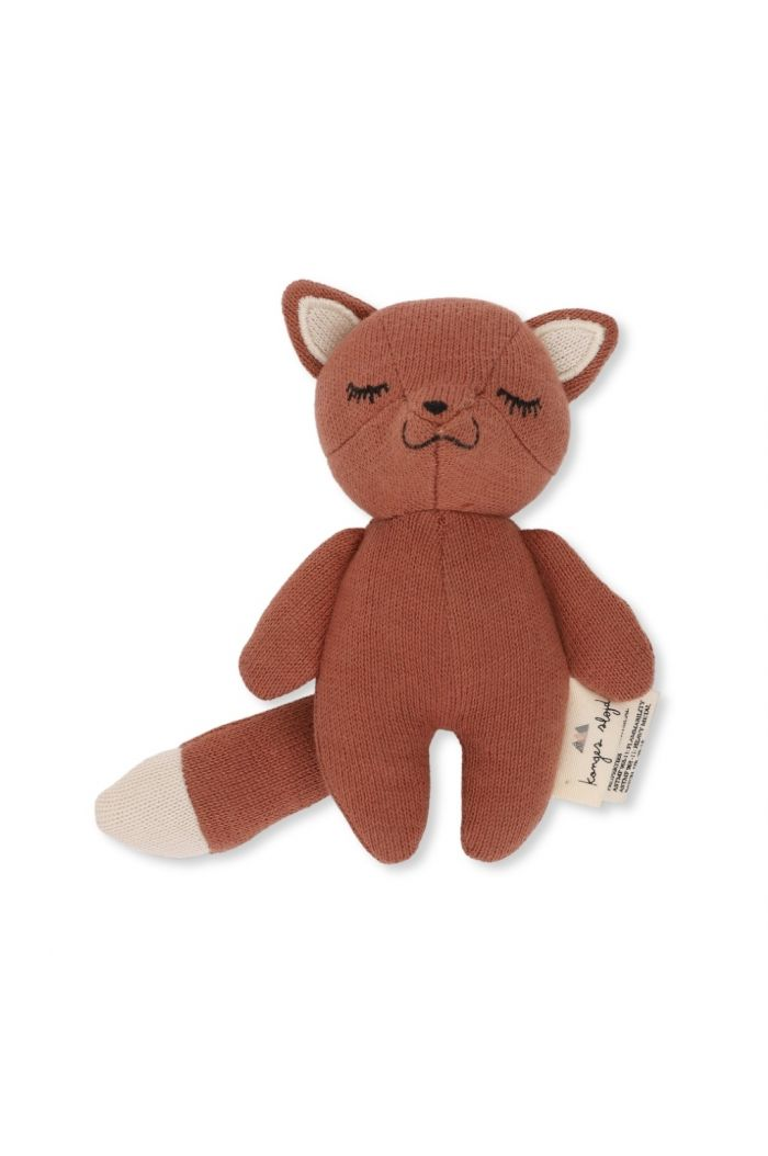 Konges Sløjd Mini Fox Toy Toffee