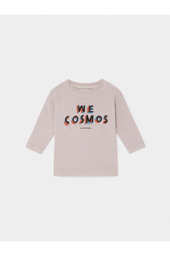 Bobo Choses We Cosmos Long Sleeve T-shirt Wind Chime