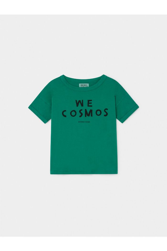Bobo Choses We Cosmos T-Shirt Peppergreen