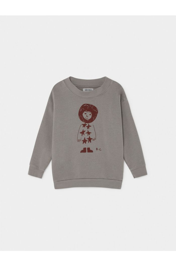 Bobo Choses Starchild Sweatshirt Drizzle