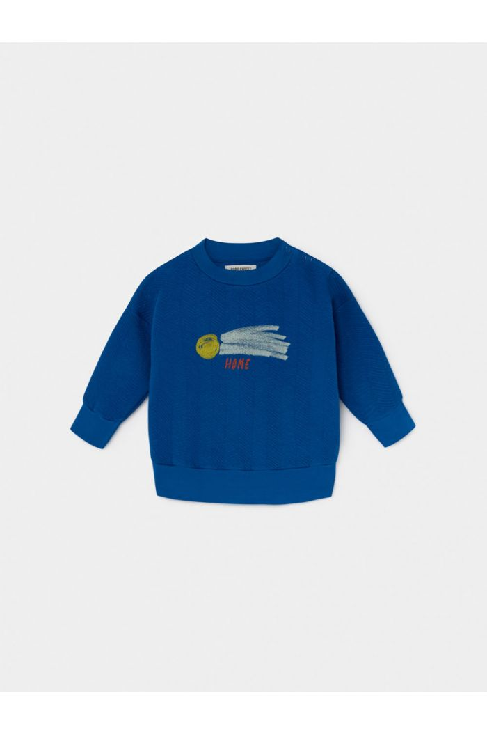 Bobo Choses A Star Called Home Sweatshirt Baby nautical Blue
