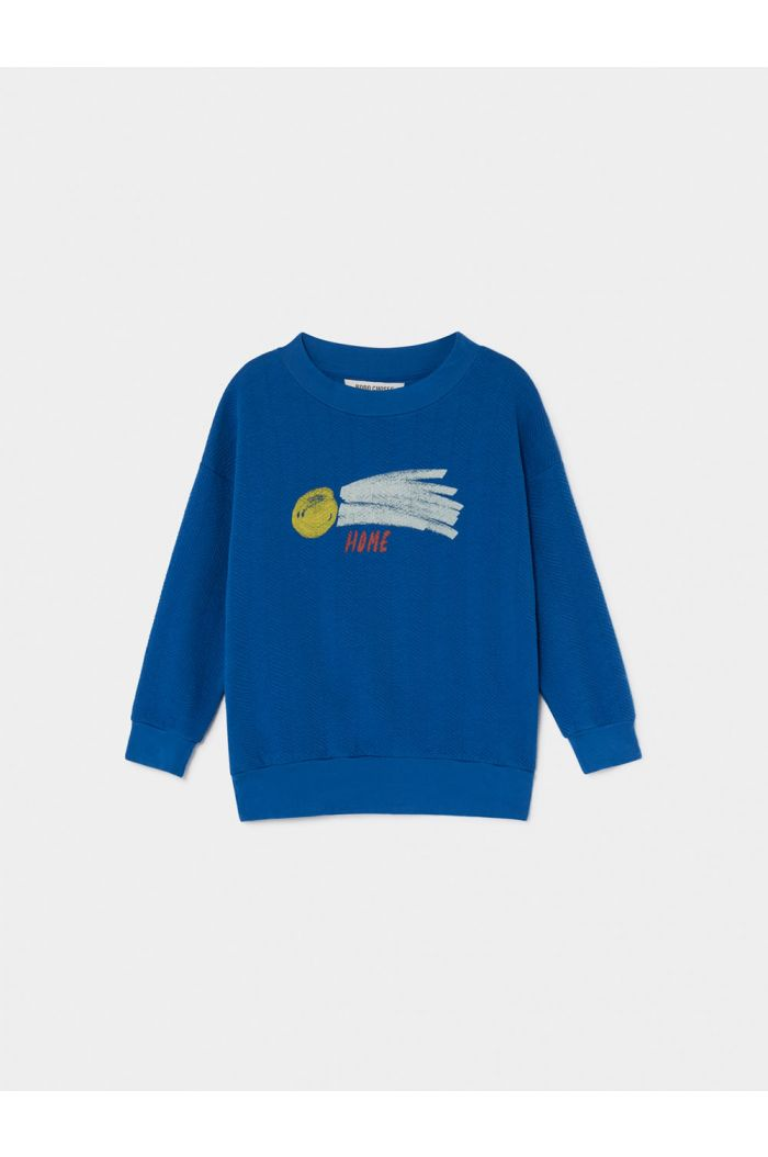 Bobo Choses A Star Called Home Sweatshirt nautical Blue