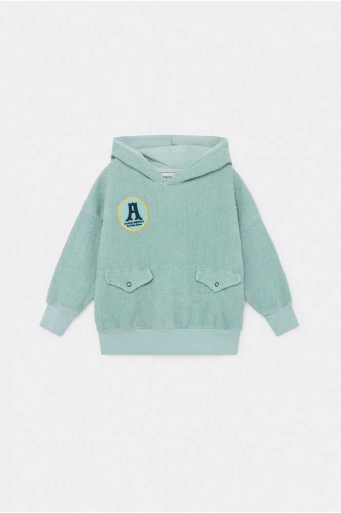 Bobo Choses A Dance Romance Hoodie Frosty Green