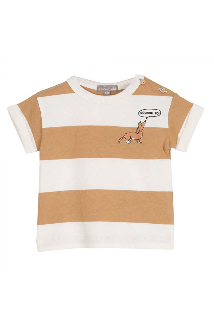 Emile et Ida Tee Shirt Maple