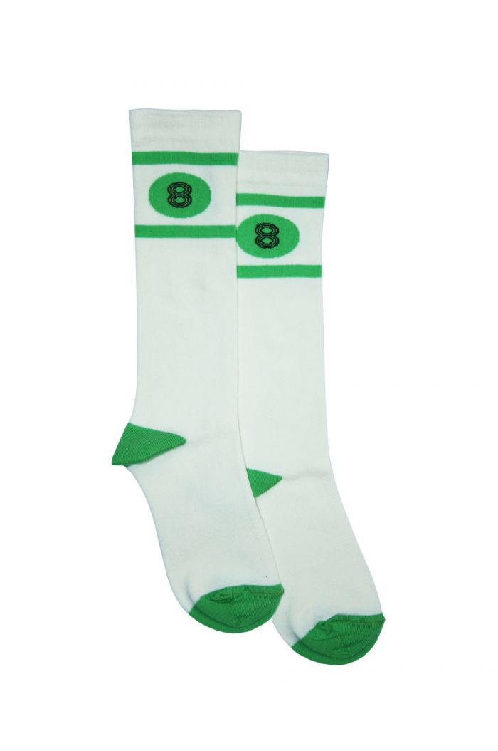 Bandy Button IXY socks