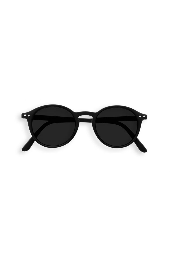 Izipizi Junior SUN LetmeSee #D Black Soft Grey Lenses