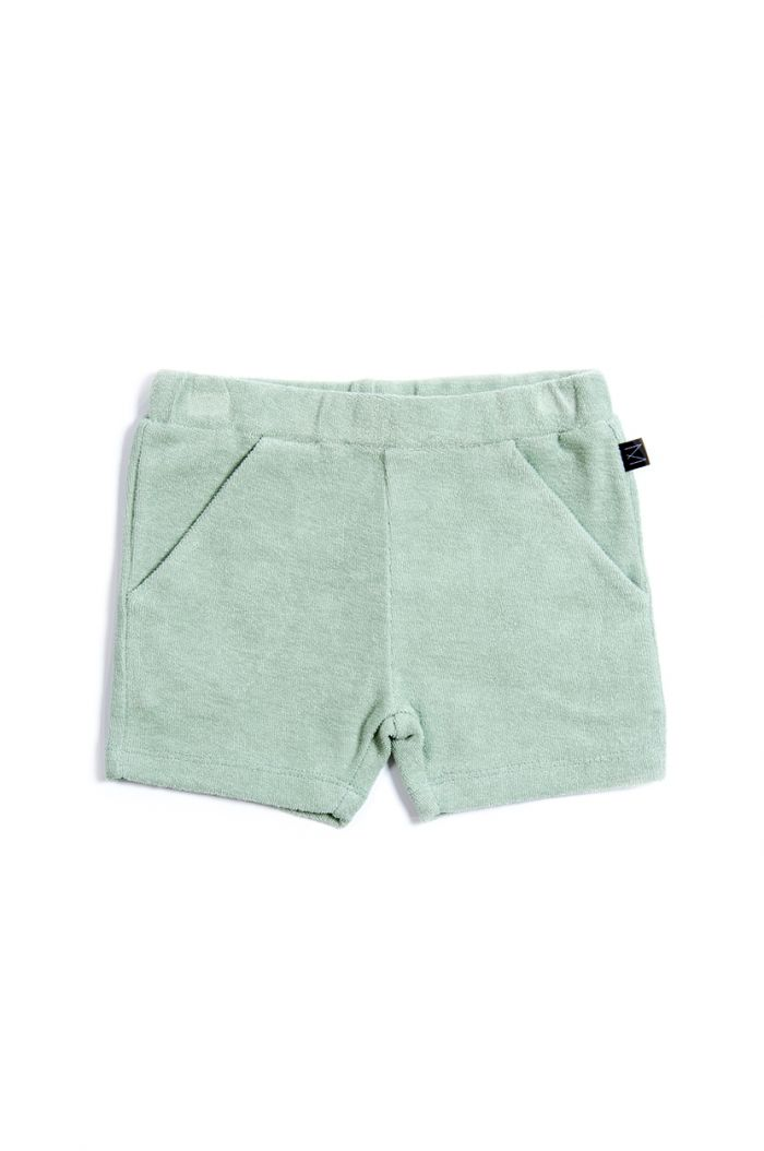 Monkind Teal Shorts