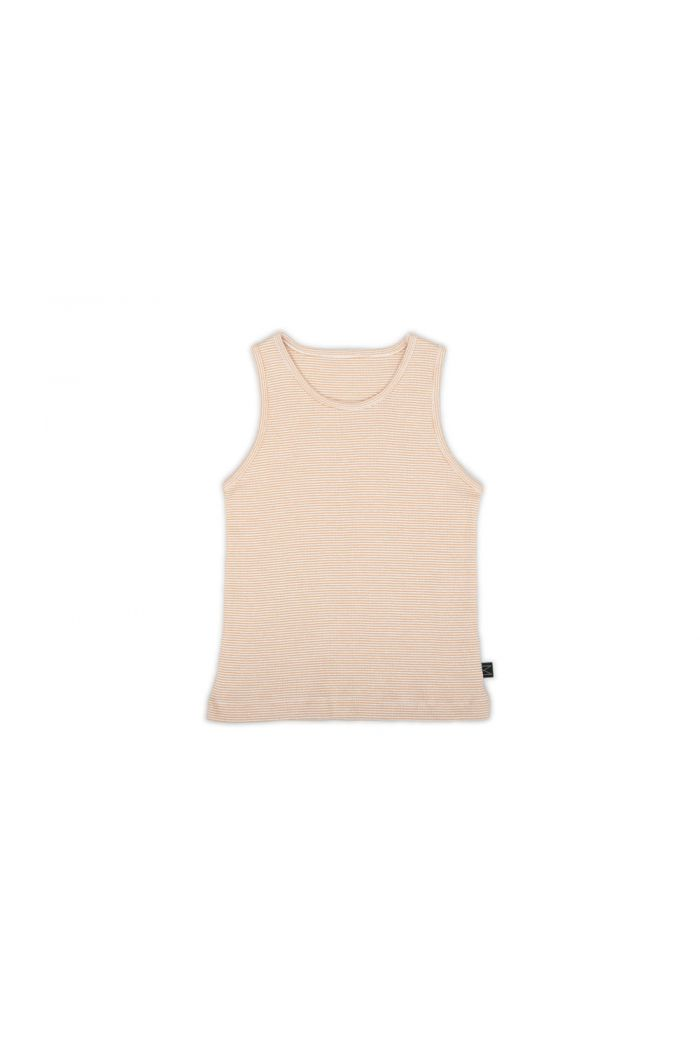 Monkind Almond Vest Brown Beige